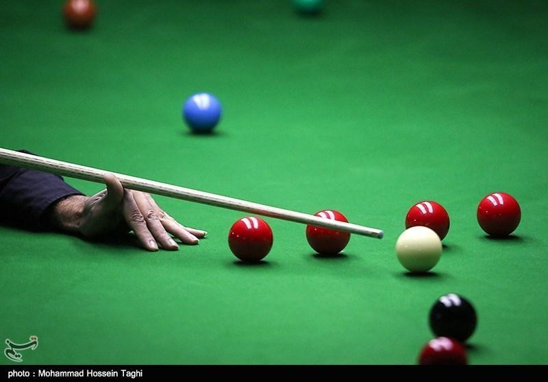 حضور نماینده ایران در بین 16 بازیکن اسنوکر برتر دنیا